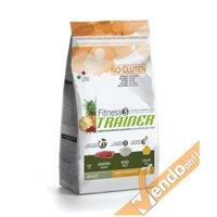 FITNESS3 ADULT MEDIUM MAXI SECCO ANATRA CANE ADULTO MEDIO GRANDE 12,5KG X 1 PZ